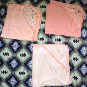 3 piece bathing towels for girls